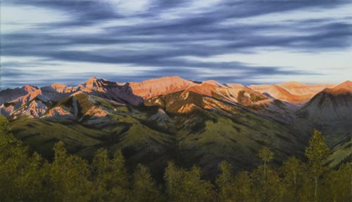 Alexander Volkov Collector's Edition - Night Flight Over Telluride