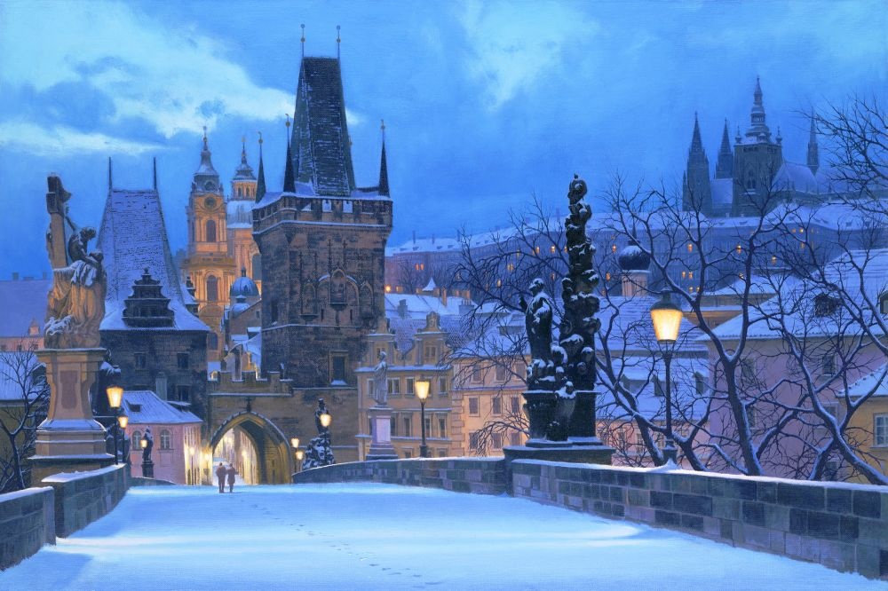 Alexei Butirskiy - Charles Bridge - Prague
