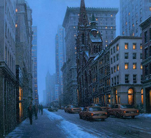 Alexei Butirskiy - Fifth Avenue