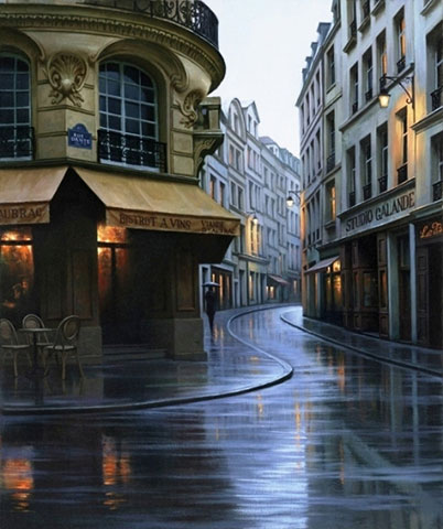 Alexei Butirskiy - I Love Paris