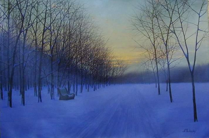 Alexei Butirskiy - Winter