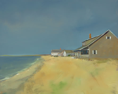 Anne Packard - At the Beach