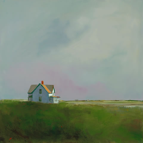 Anne Packard - Beach House