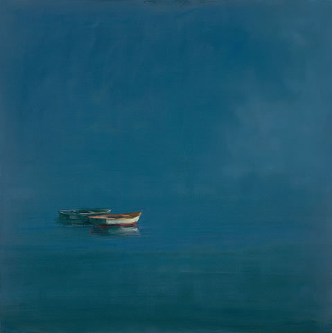 Anne Packard - Two Dories