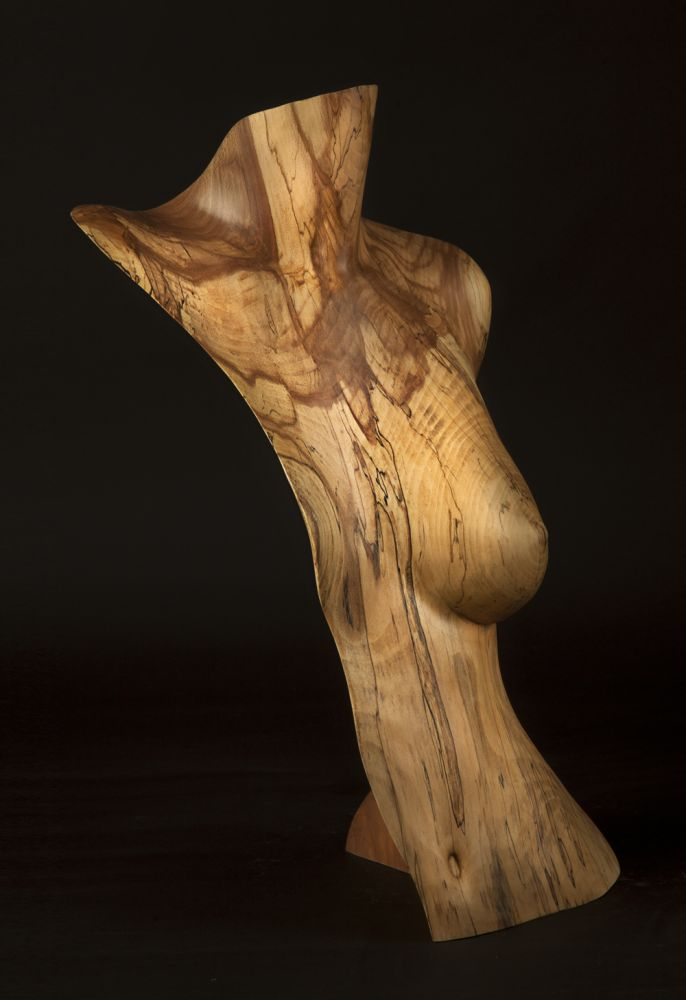 Chad Awalt Sculptures - Eterna, Sycamore