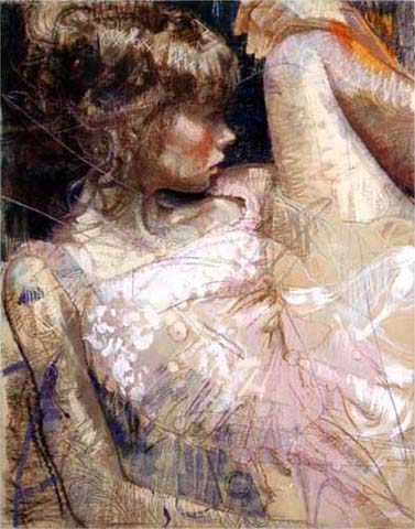 Charles Dwyer - After the Dance