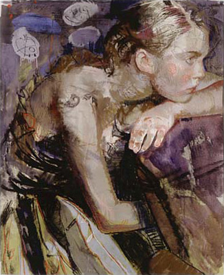 Charles Dwyer - Evening Meditation