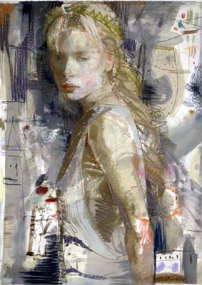 Charles Dwyer - White Shadows