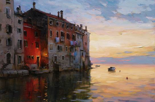 Dmitri Danish Other - Afterglow