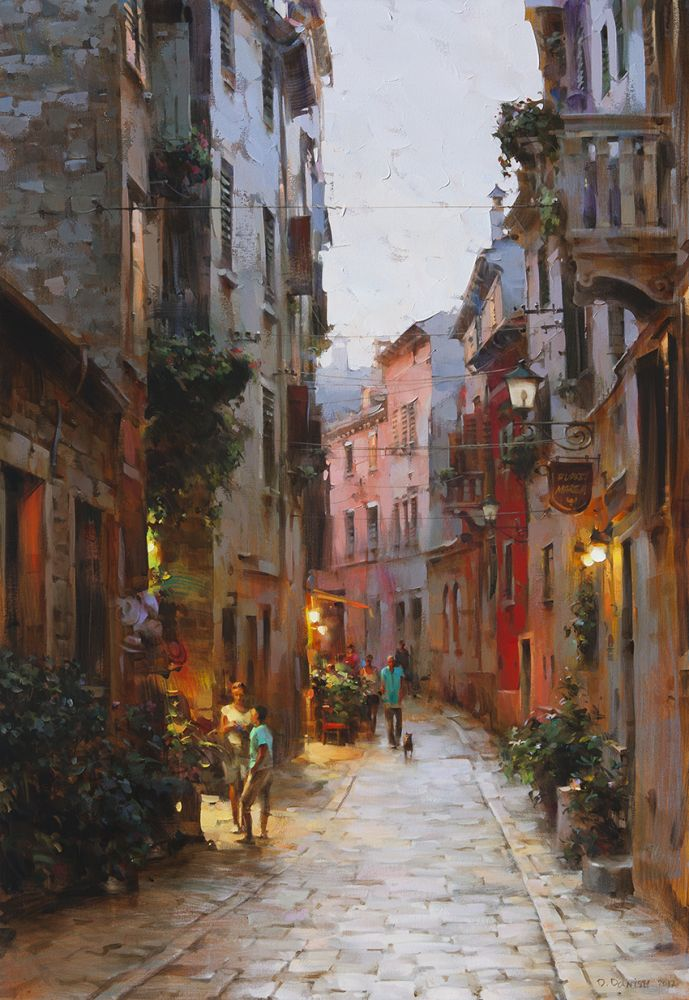 Dmitri Danish - Late Afternoon