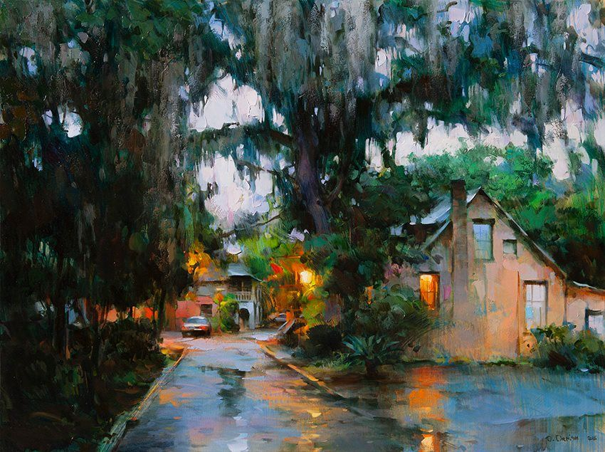 Dmitri Danish - May, St Augustine