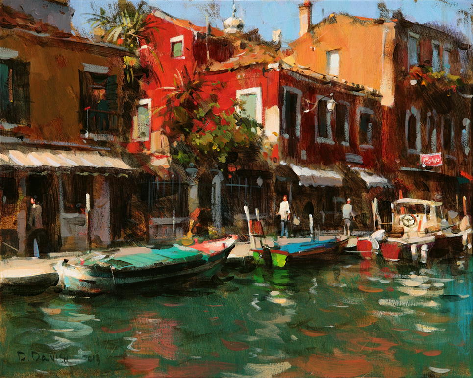 Dmitri Danish Other - Murano