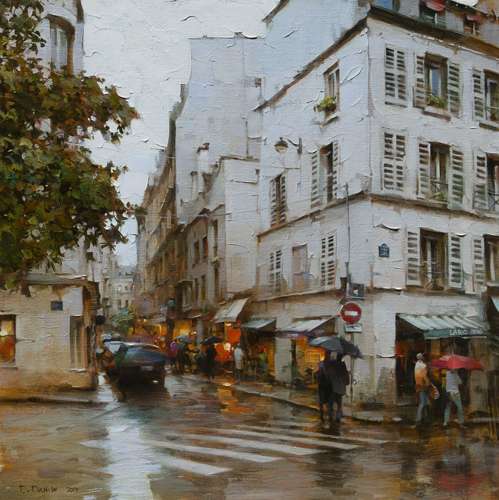Dmitri Danish - Paris
