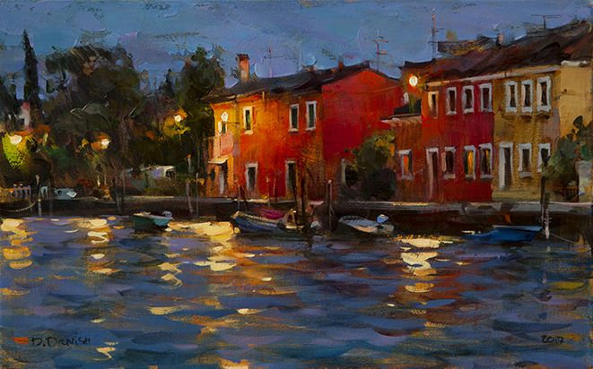 Dmitri Danish - Silent Evening