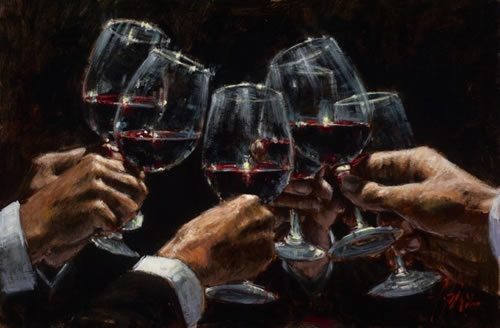 Fabian Perez - For a Better Life VI