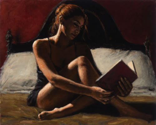 Fabian Perez - Princess Diaries IV