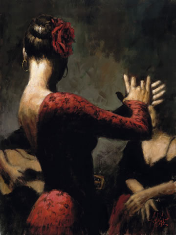 Fabian Perez - Tablado Flamenco
