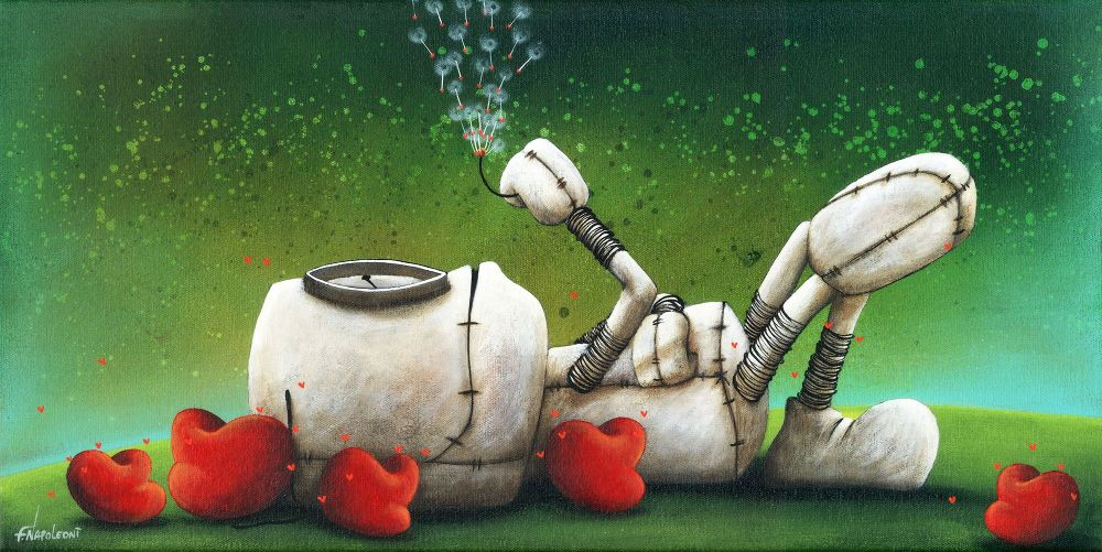 Fabio Napoleoni - All These Wishes Are For You