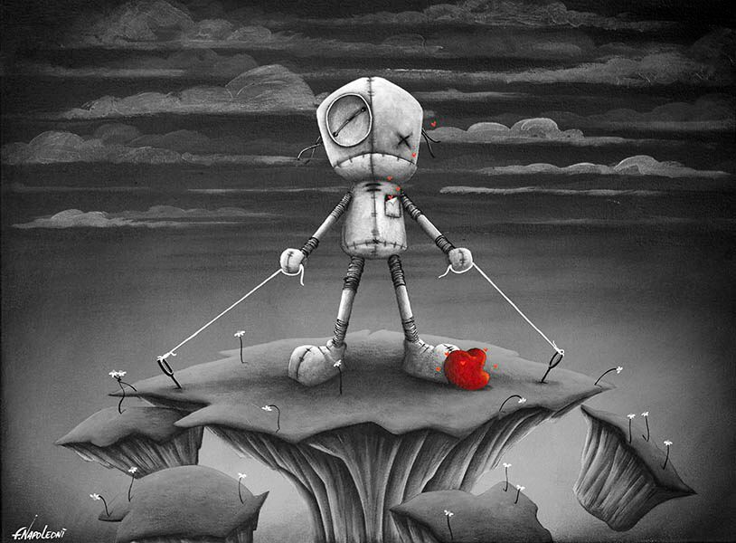 Fabio Napoleoni - Be Strong and Hold On