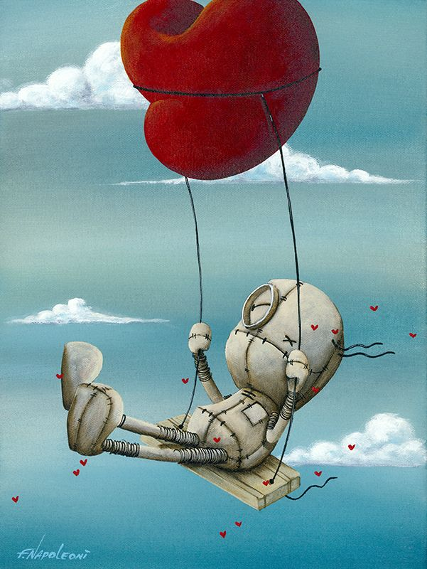 Fabio Napoleoni - High Above It All