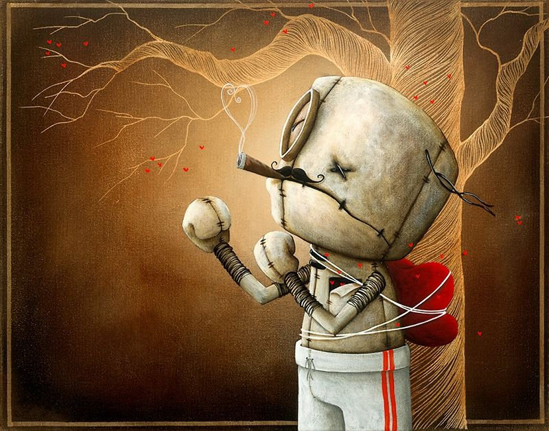 Fabio Napoleoni - Only A Fool Would Try