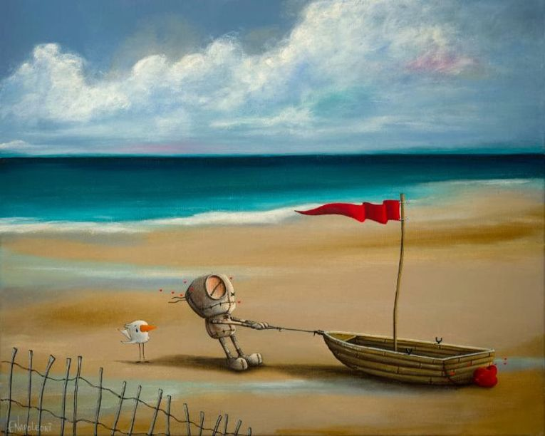Fabio Napoleoni - Somewhere beyond the sea
