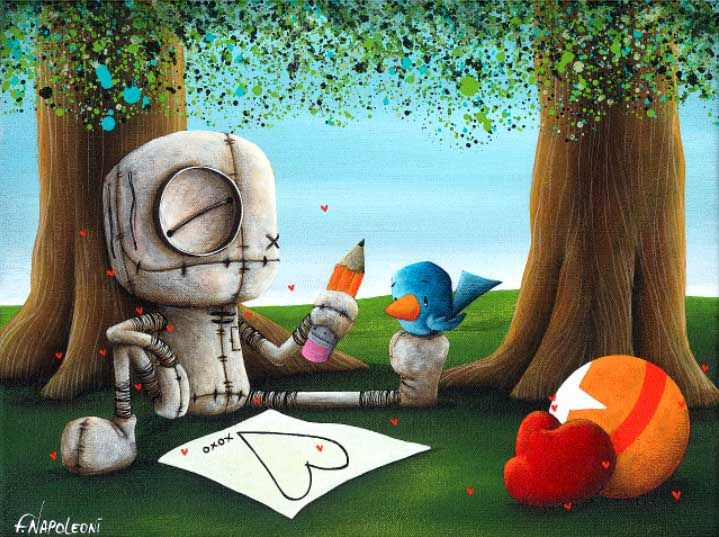 Fabio Napoleoni - Statement made