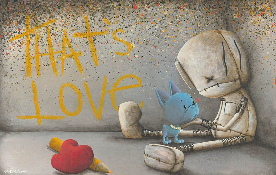 Fabio Napoleoni - Unbounded Affection