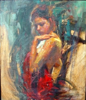 Henry Asencio Limited Edition Giclee - Adoration