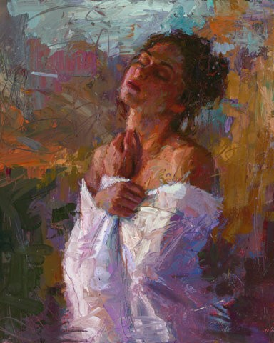 Henry Asencio Limited Edition Giclee - Bliss