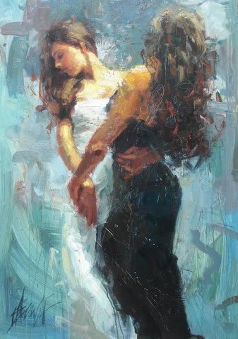 Henry Asencio Limited Edition Giclee - Celebration