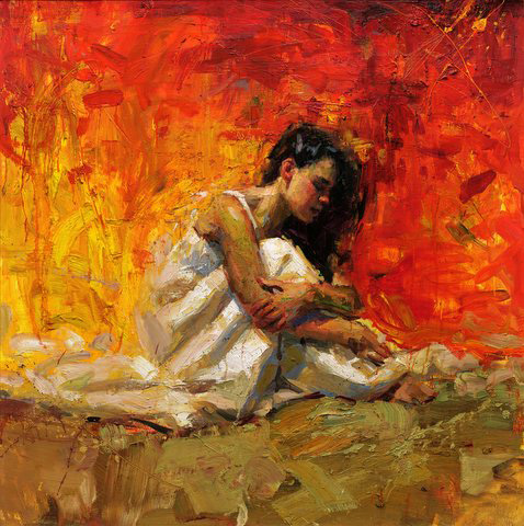 Henry Asencio Limited Edition Giclee - Day Dream