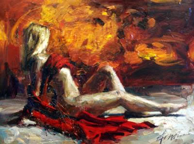 Henry Asencio Limited Edition Giclee - Illumination