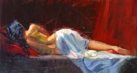 Henry Asencio Limited Edition Giclee - Quiescence