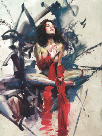 Henry Asencio Limited Edition Giclee - Recognition