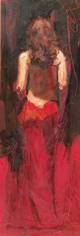 Henry Asencio Limited Edition Giclee - Seduction
