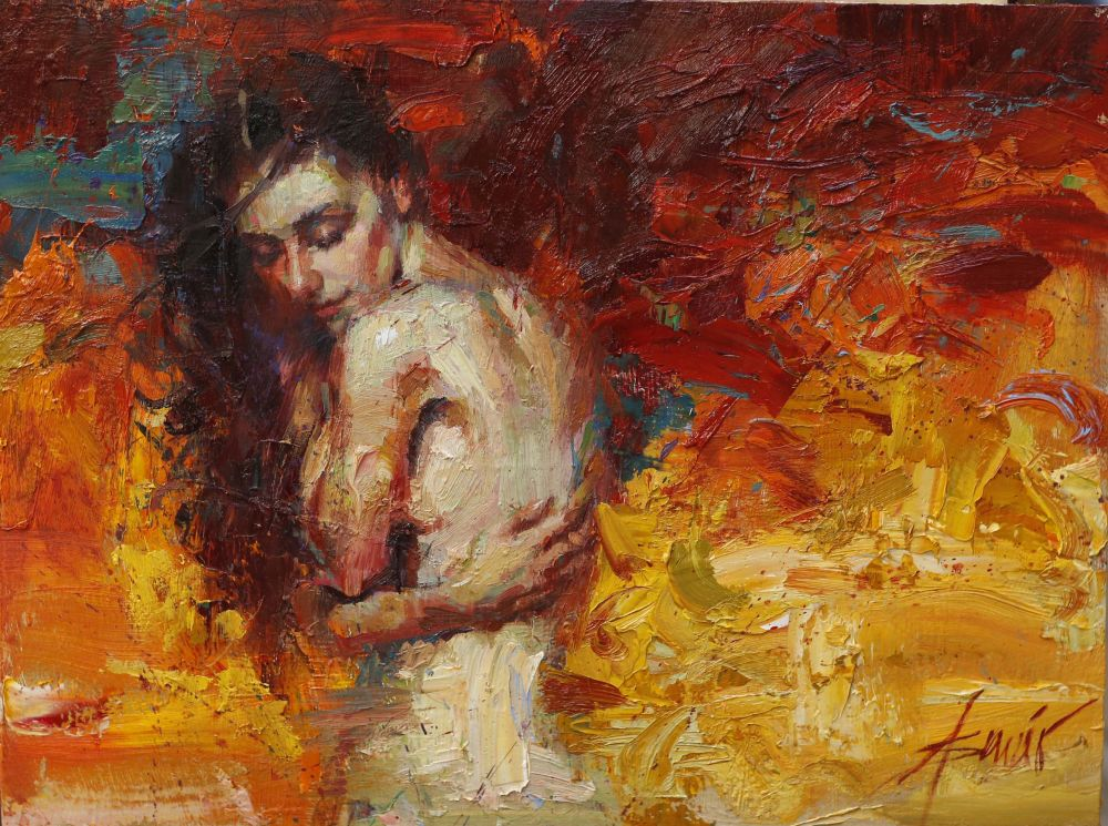 Henry Asencio - Sunset Embrace