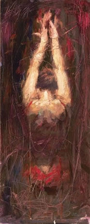 Henry Asencio Limited Edition Giclee - Surrender