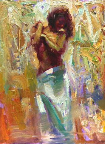Henry Asencio Limited Edition Giclee - Transition