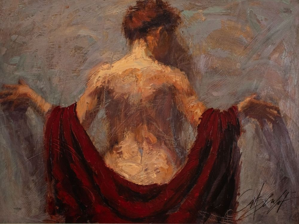 Henry Asencio Limited Edition Giclee - Unveiling