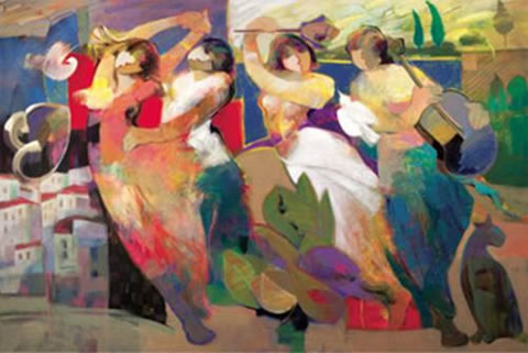 Hessam Abrishami - Twilight Dance