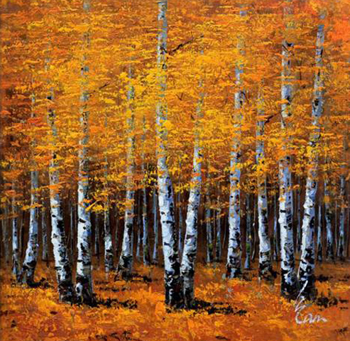 Inam - Yellow Birch