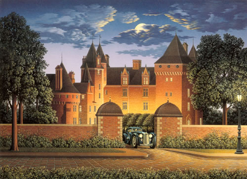 Jim Buckels - Midnight Blue Delage