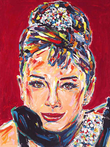 John Stango - Beautiful Audrey