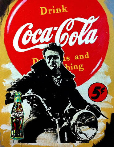 John Stango - Cruzen with Coke