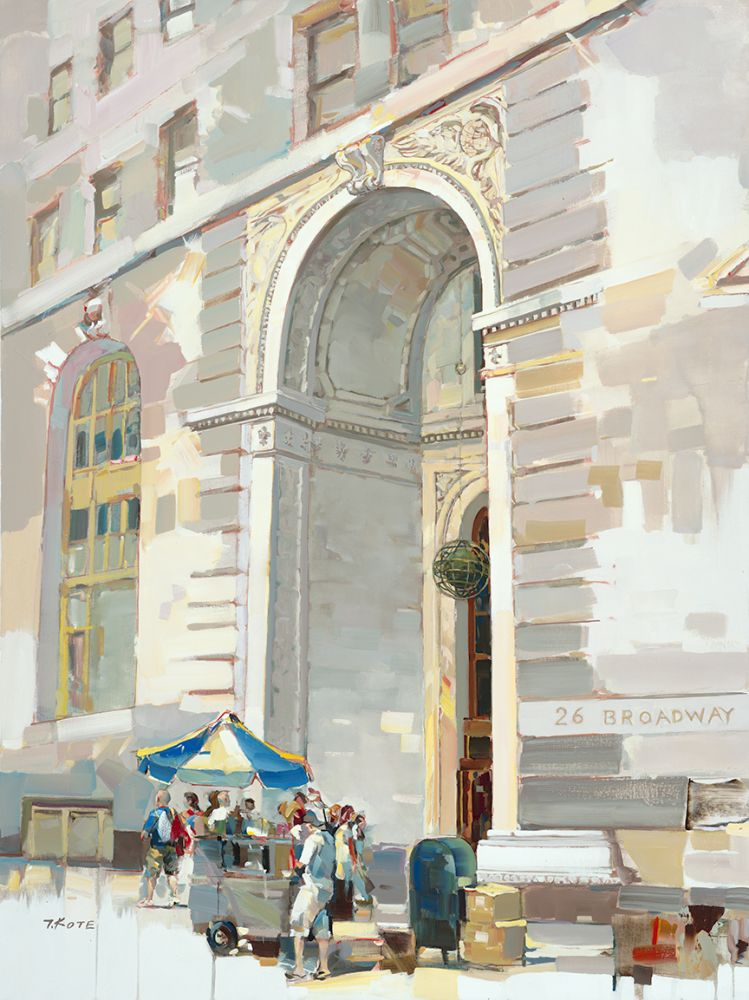 Josef Kote - 26th Broadway Std Oil