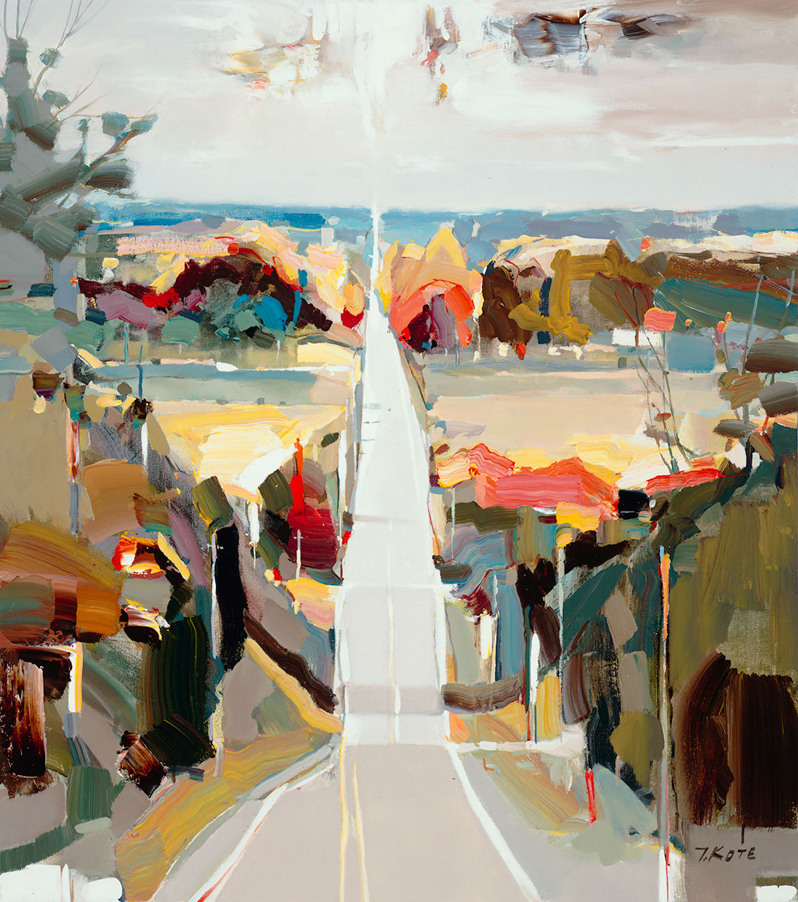Josef Kote - A New Beginning