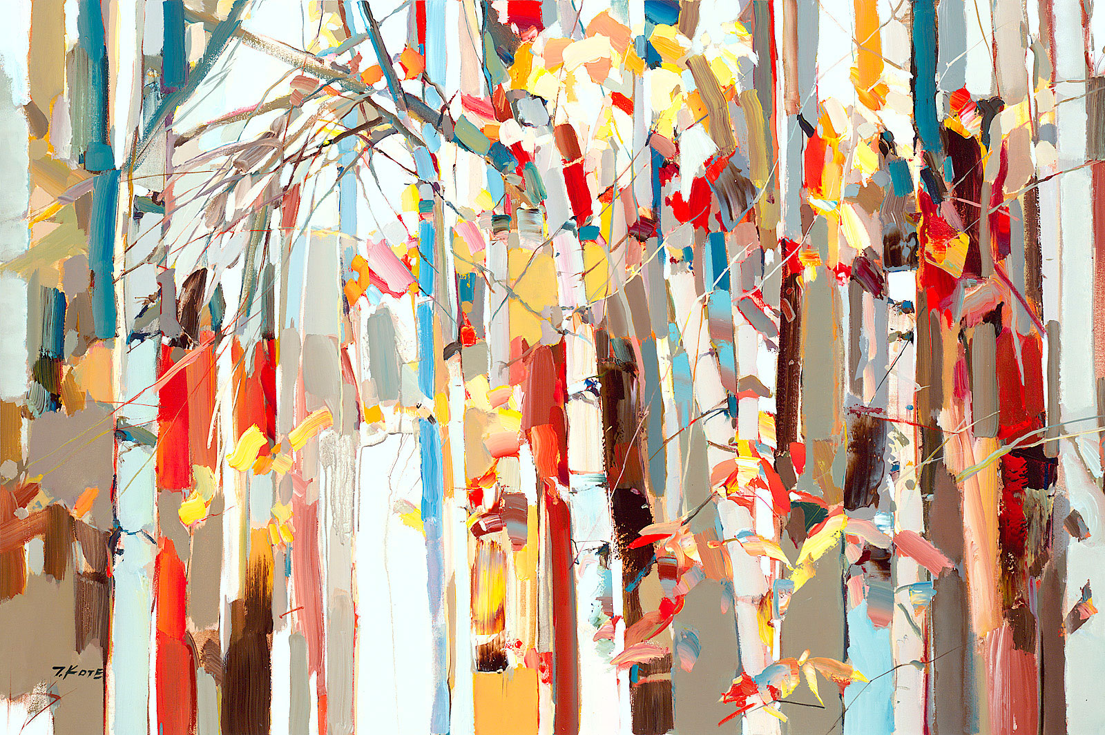 Josef Kote - As The Leaves Turn Brown