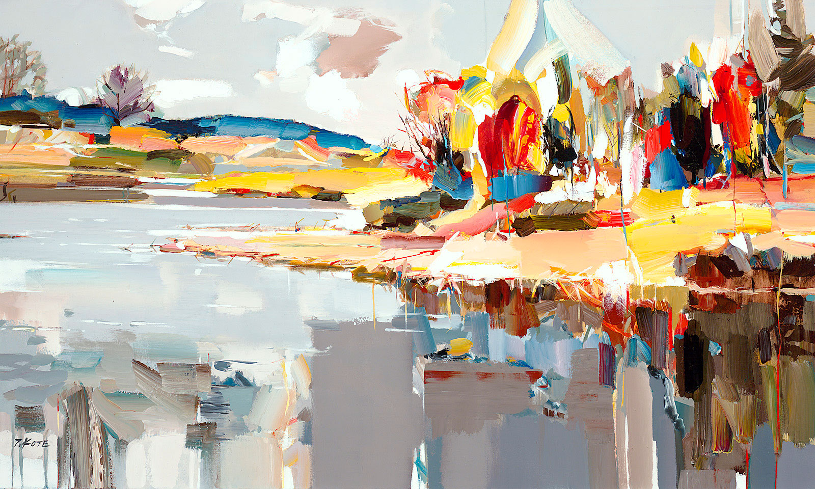 Josef Kote - Autumn Meditation