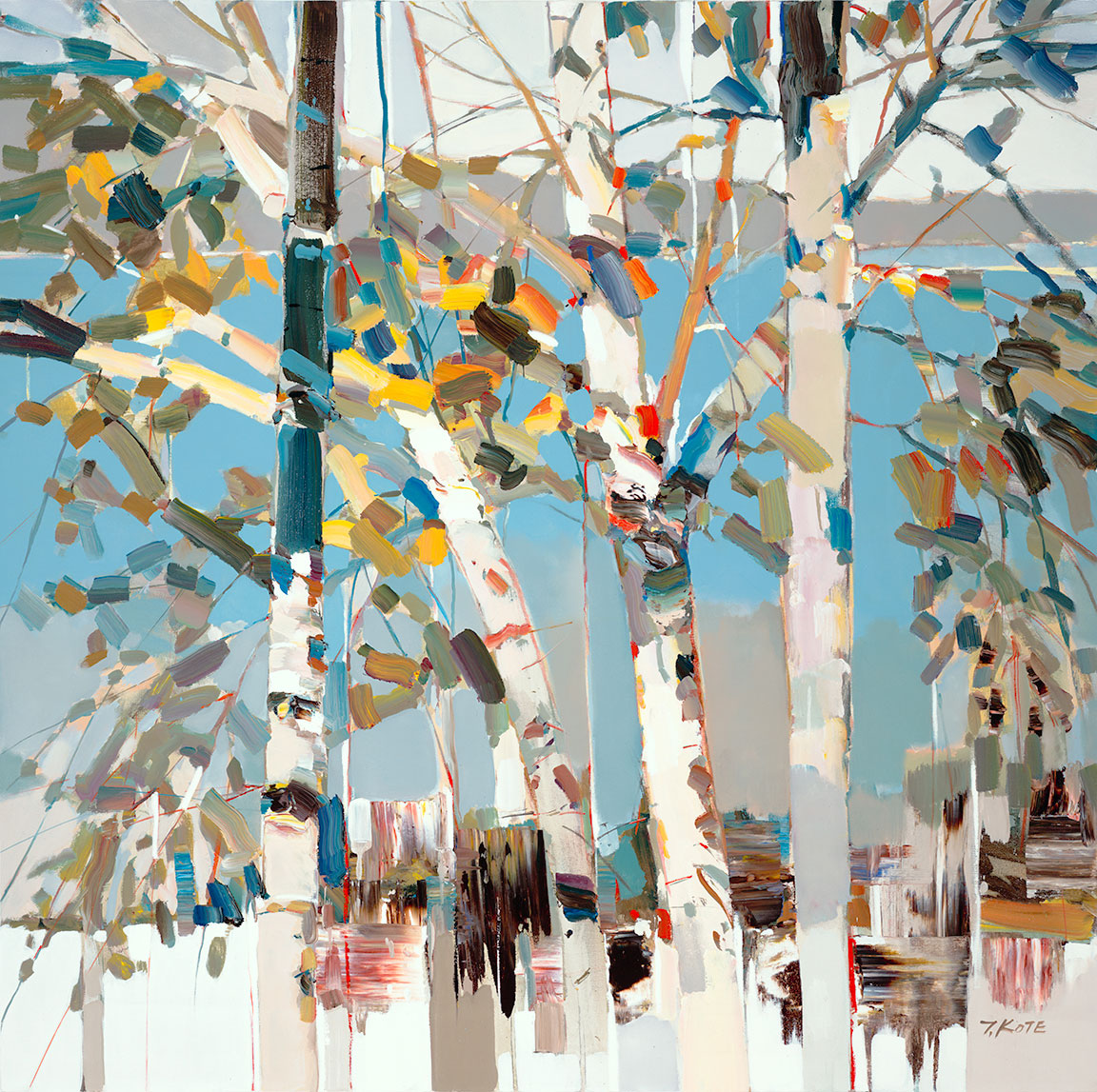 Josef Kote - Fresh Wind
